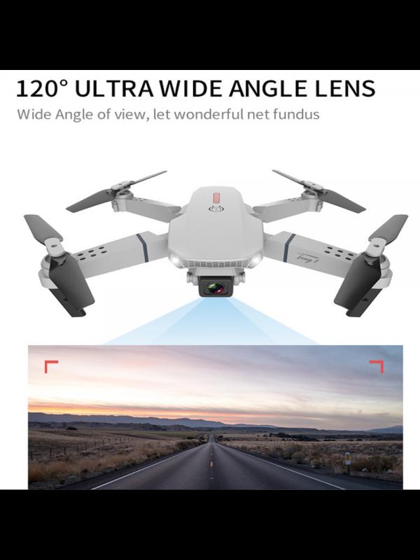 E88 Drone 4k HD Wide-angle Camera Drone