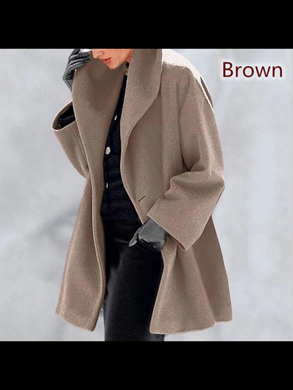 Women's Fashionable And Elegant Coat