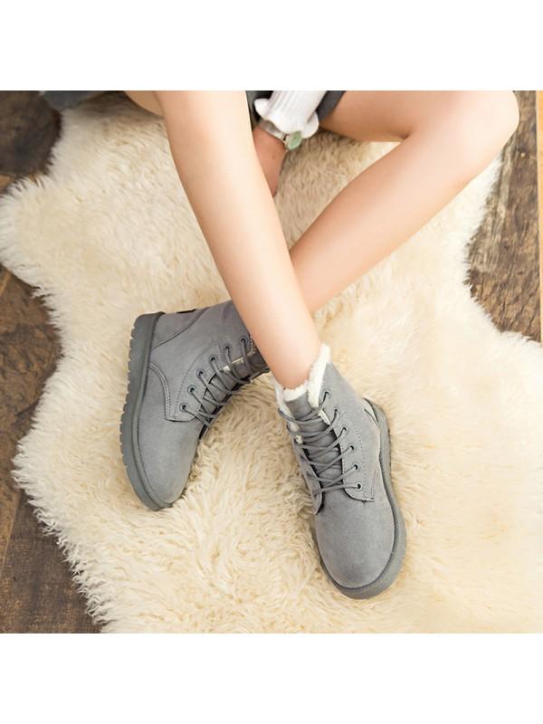 Women Shoes Winter Snow Boots