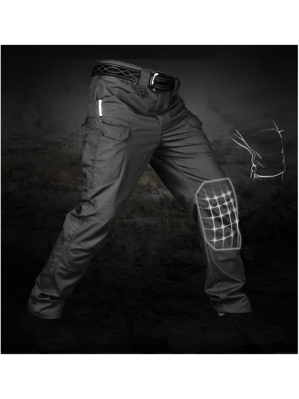 Men Tactical Pants Outdoor Sport Trousers