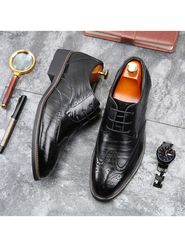 Bullock Casual Business Men Shoes