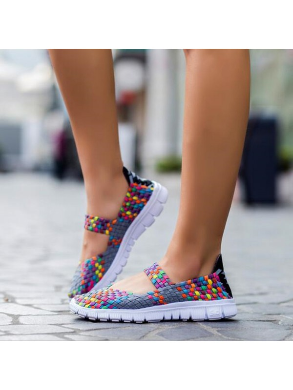 Women's Slip On Running Shoes