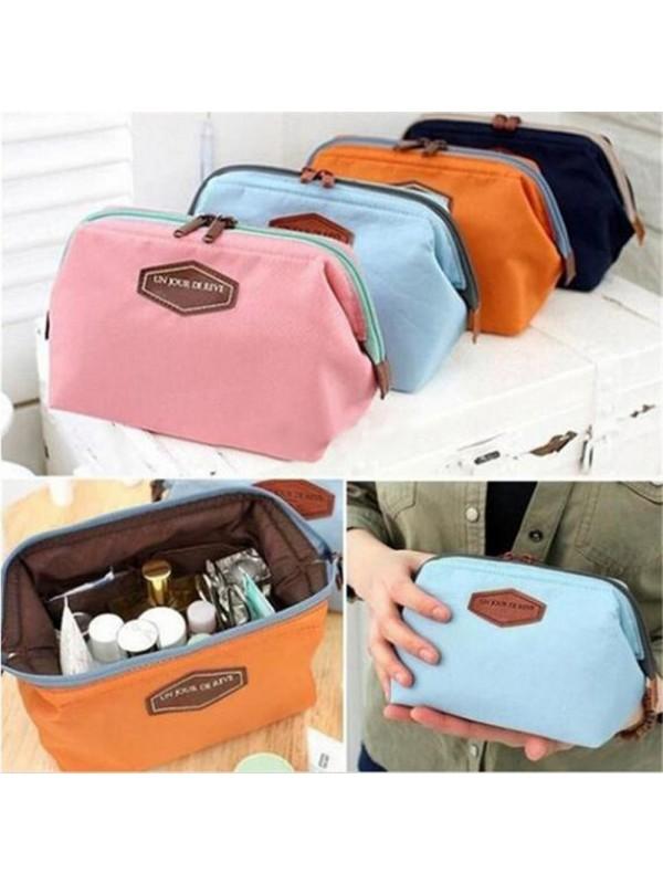 Women Lady Travel Makeup Bag
