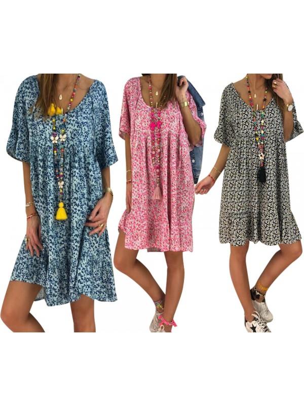 Womens Summer Casual Dress