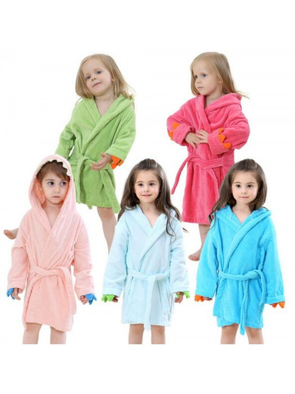Baby Cute Bathrobes Pajamas