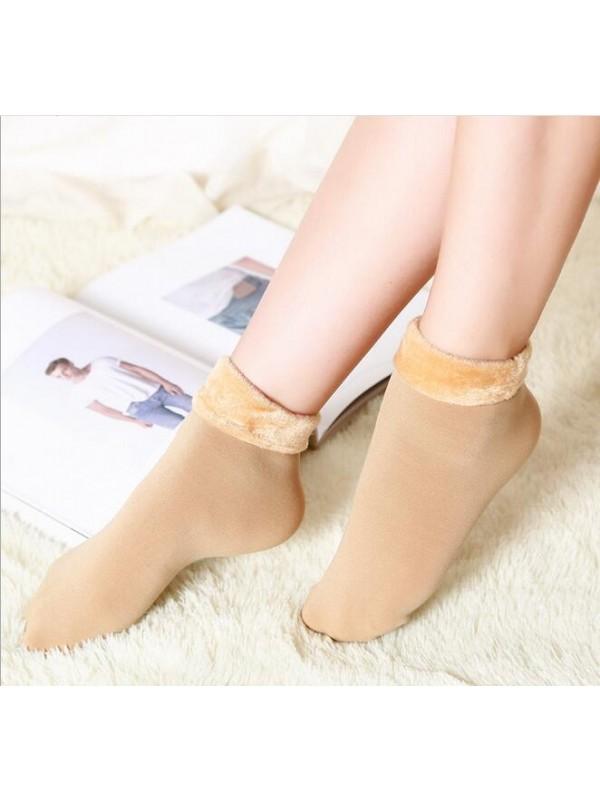 Winter Warmer Women Thicken Snow Socks