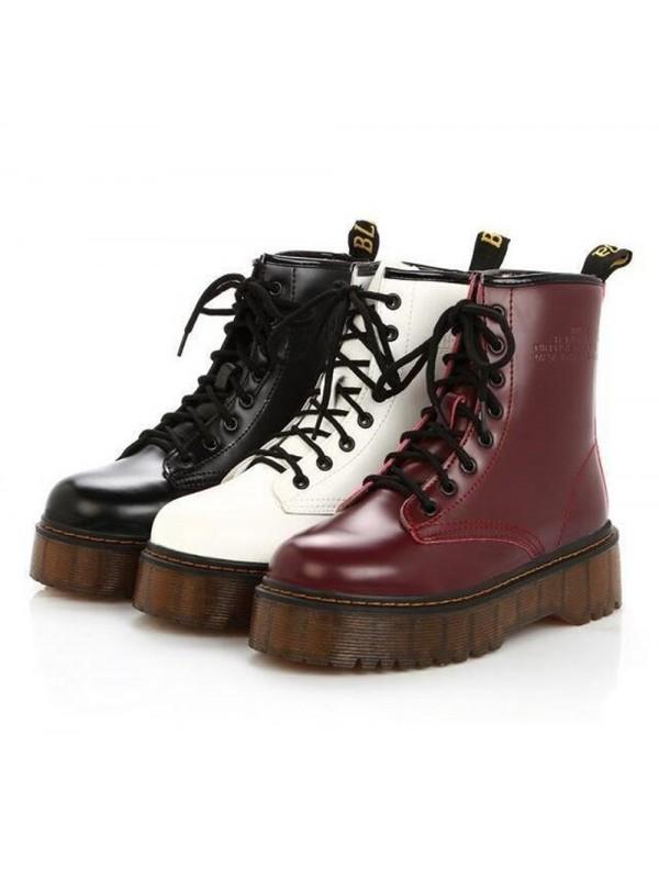 Womens Winter Combat Boots