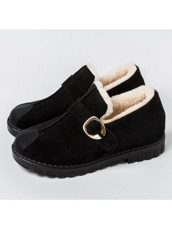 Women Winter Ankle Shoes