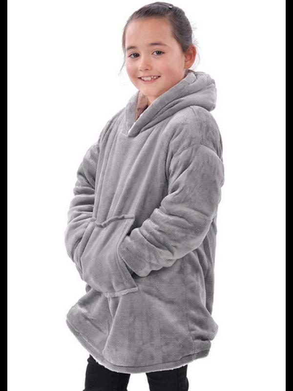 Kids Hoodie Fleece Warm Clothing