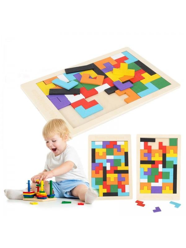 Creative Learning Educational Tetris Toys