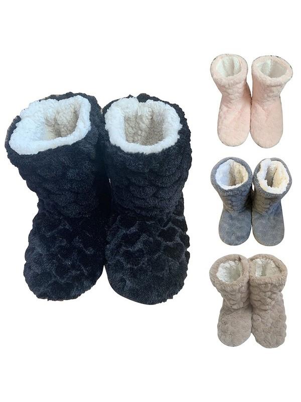 Winter Adult  Indoor Boots Floor Socks