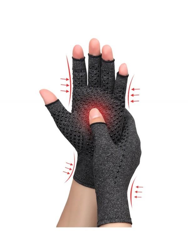 Outdoor Pressure Half Finger Gloves