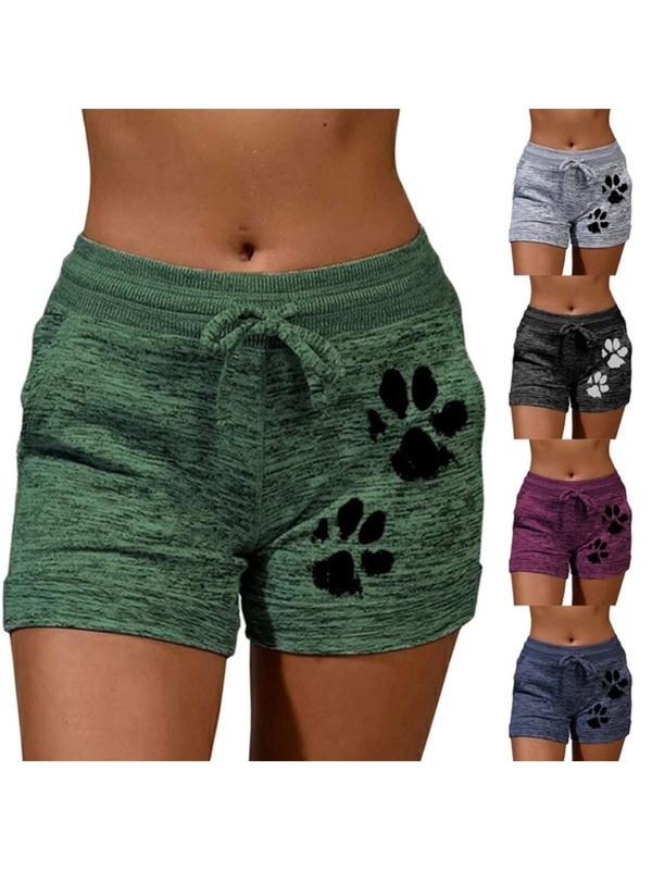 Womens Bottoming Quick-drying Shorts Pants