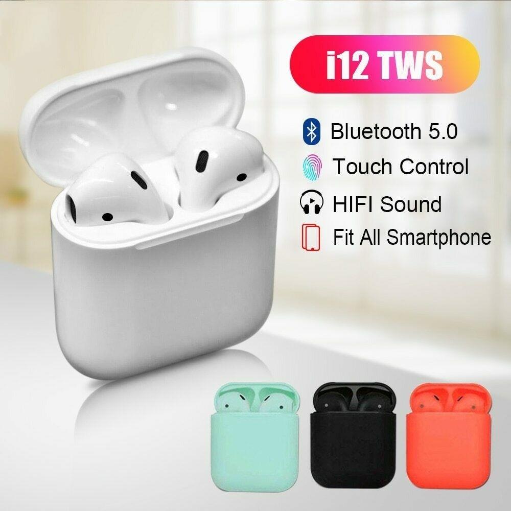 Wireless Earphones Bluetooth Headphones TWS Headset