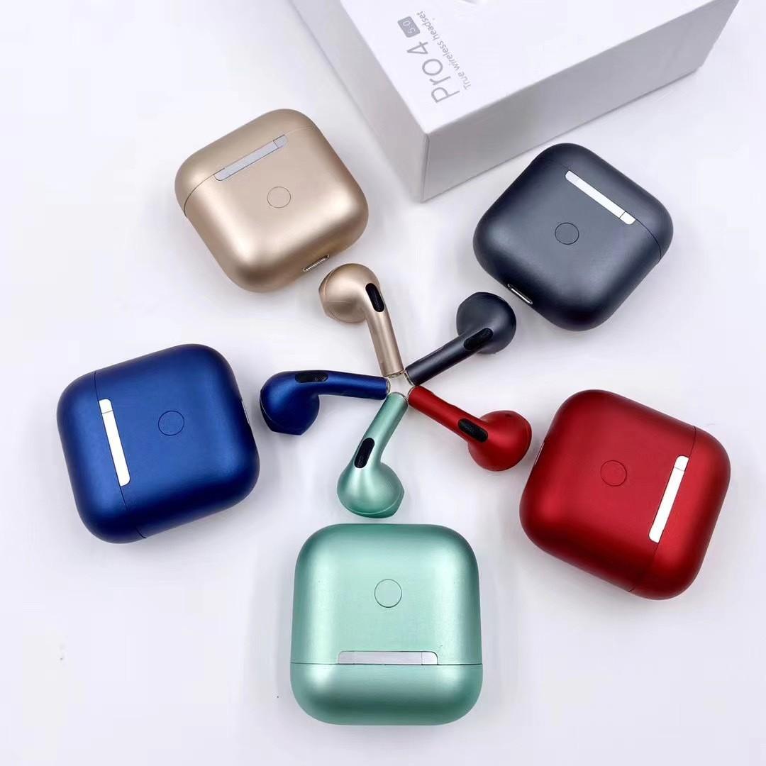 Multi-color Noise Reduction Wireless Bluetooth Earphone
