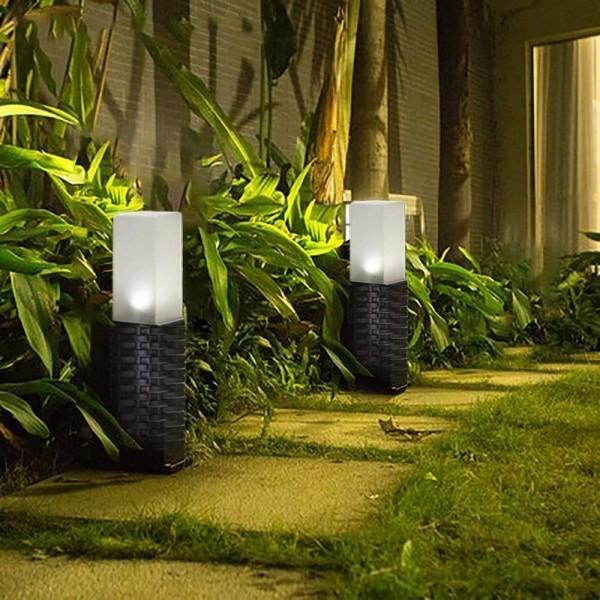 Solar Lights for Garden Lawn Yard